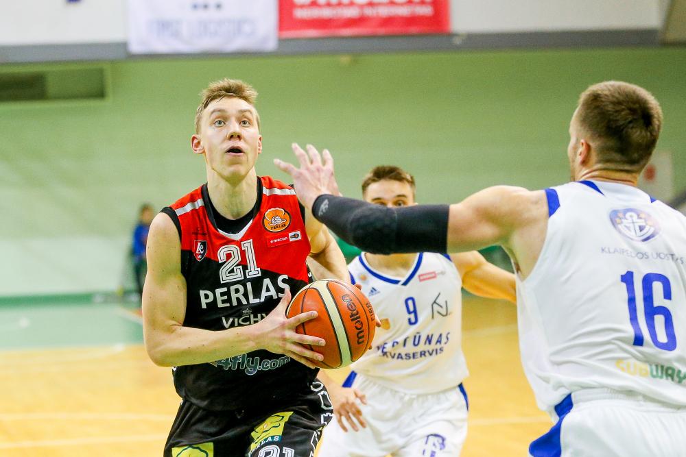 Arnas Beručka / Žaidėjai - Basketnews.lt